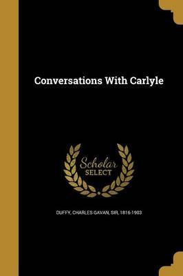 Conversations with Carlyle