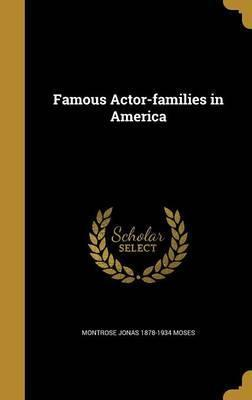 Famous Actor-Families in America