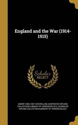 England and the War (1914-1915)