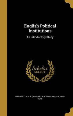English Political Institutions