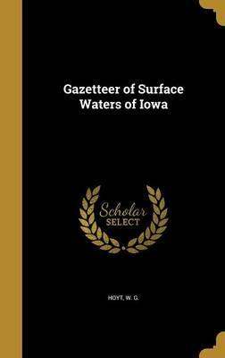 Gazetteer of Surface Waters of Iowa