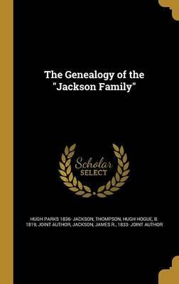 The Genealogy of the Jackson Family