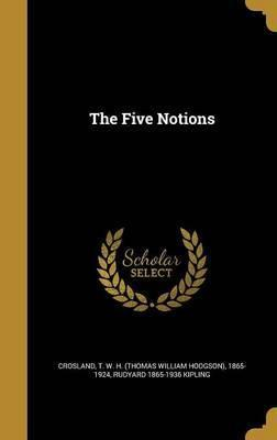 The Five Notions