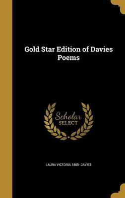 Gold Star Edition of Davies Poems