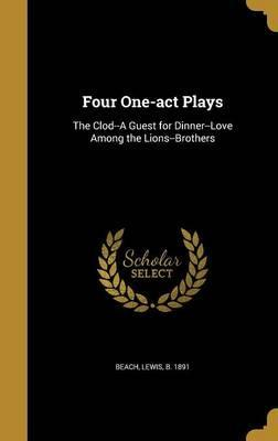 Four One-Act Plays