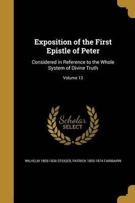 Exposition of the First Epistle of Peter