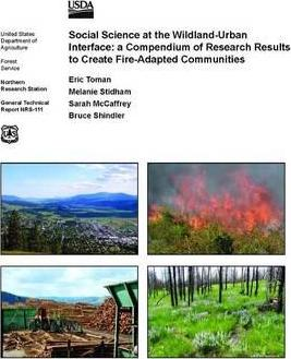 Social Science at the Wildland-Urban Interface: a Compendium of Research Results to Create Fire-Adapted Communities