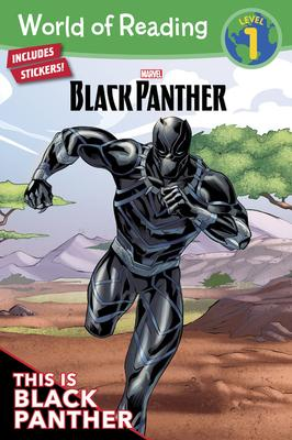 World Of Reading: Black Panther