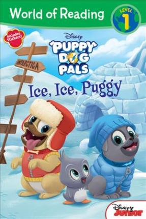 Puppy Dog Pals Ice, Ice, Puggy