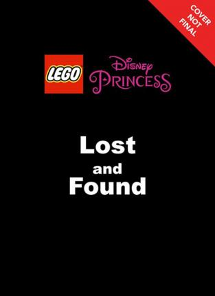 World Of Reading Lego Disney Princess: Lost & Found (level 1)