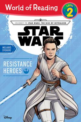Journey to Star Wars: The Rise of Skywalker: Resistance Heroes