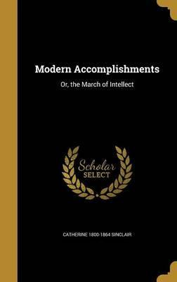 Modern Accomplishments