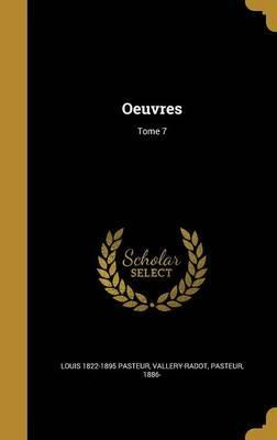 Oeuvres; Tome 7
