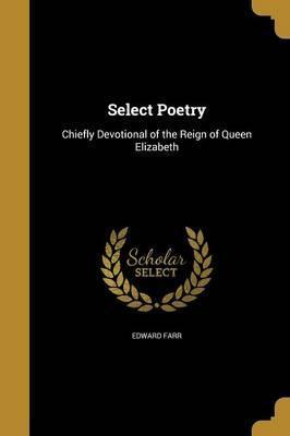 Select Poetry