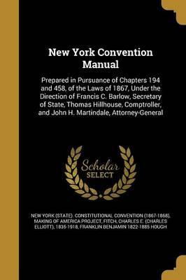 New York Convention Manual