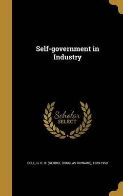 Self-Government in Industry