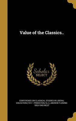Value of the Classics..