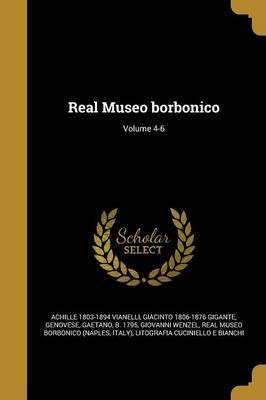 Real Museo Borbonico; Volume 4-6