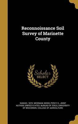 Reconnoissance Soil Survey of Marinette County