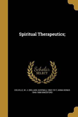 Spiritual Therapeutics;