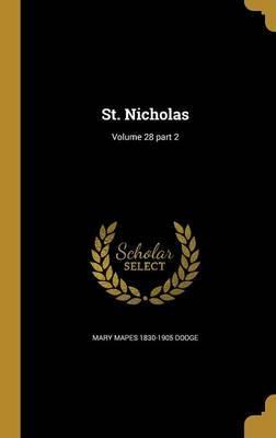 St. Nicholas; Volume 28 Part 2