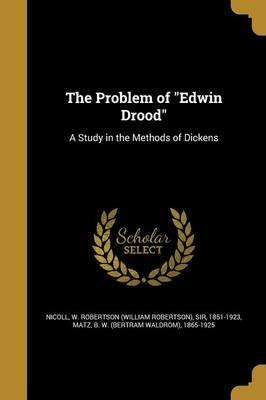 The Problem of Edwin Drood