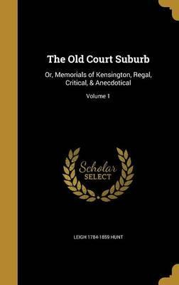 The Old Court Suburb