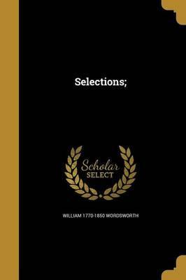 Selections;