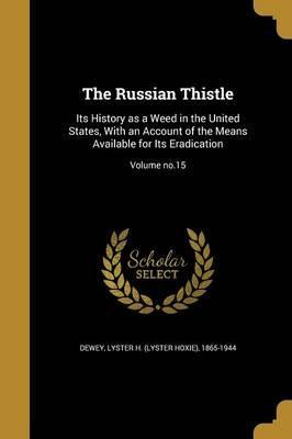The Russian Thistle