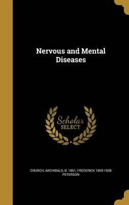 Nervous and Mental Diseases