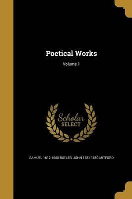 Poetical Works; Volume 1