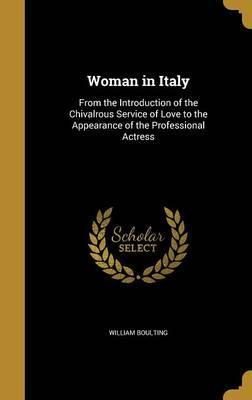 Woman in Italy