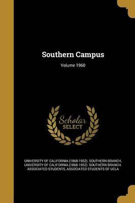 Southern Campus; Volume 1960