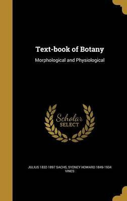 Text-Book of Botany