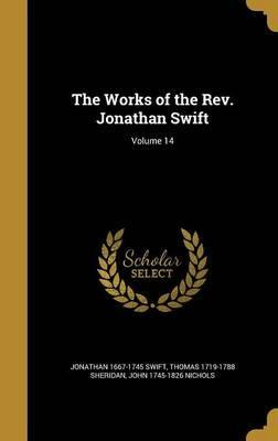 The Works of the REV. Jonathan Swift; Volume 14