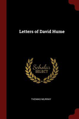 Letters of David Hume