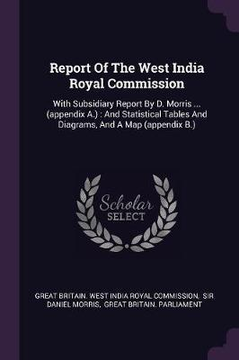 Report of the West India Royal Commission
