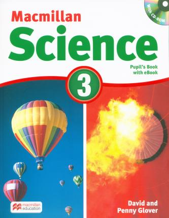 Macmillan Science Level 3 Student's Book + eBook Pack