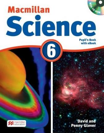 Macmillan Science Level 6 Student's Book + eBook Pack
