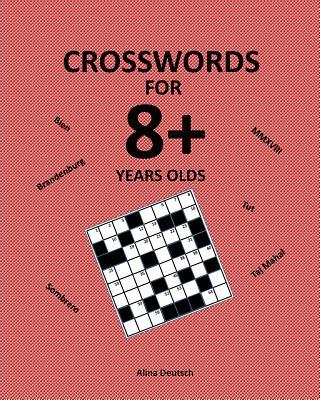 Crosswords for 8+ Years Olds