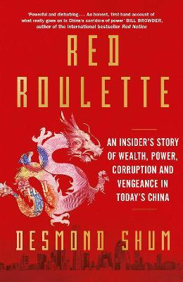 Red Roulette Cover Image