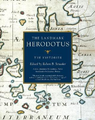 The Landmark Herodotus Cover Image