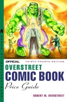 The Official Overstreet Comic Book Price Guide