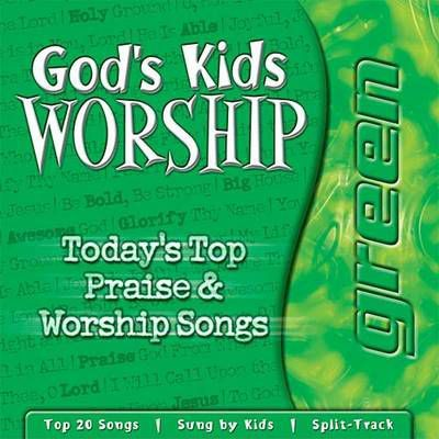 God's Kids Worship Green : Tommy Nelson Publishers
