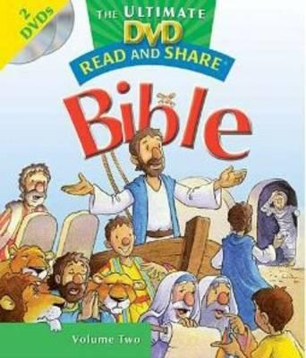 The Ultimate DVD Read and Share Volume 2  More Than 100 Best-Loved Bible Stories
