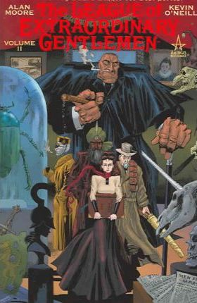 The League of Extraordinary Gentlemen Volume 2 TP
