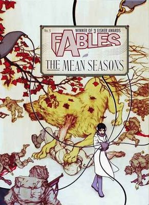 Fables: The Mean Seasons Volume 05