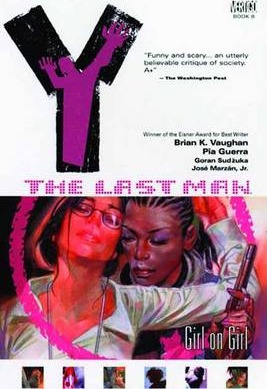 Y: The Last Man-Girl on Girl Vol 6