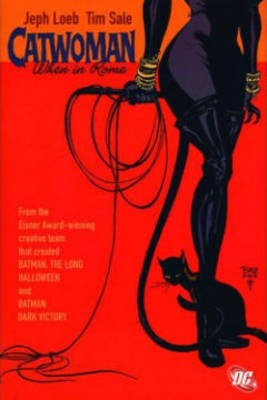 Catwoman Cover Image