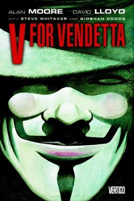 V For Vendetta New (New Edition Tpb) Cover Image